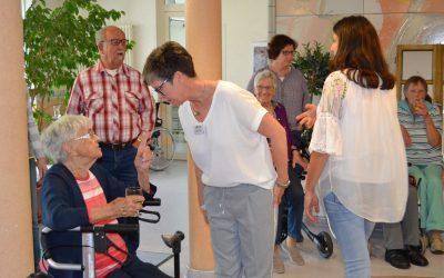 Neue Geschäftsführerin im Alten- und Pflegeheim des Hospitalfonds gGmbH stellt sich vor