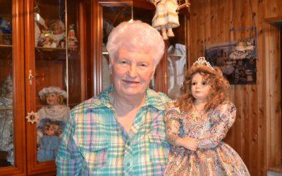 Puppenausstellung im Altenheim