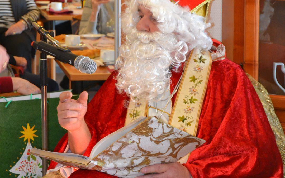 Der Nikolaus kommt