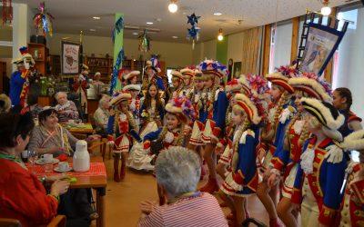 Karneval im Altenheim