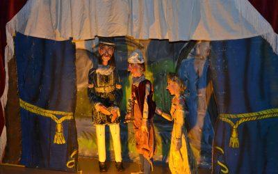 Marionettentheater im Altenheim