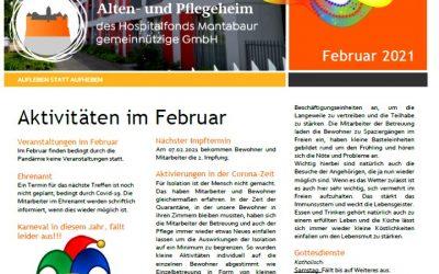 Infobrief Februar 2021